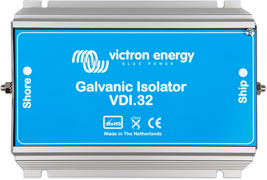 Galvanic Isolator VDI-16, VDI-32 and VDI-64