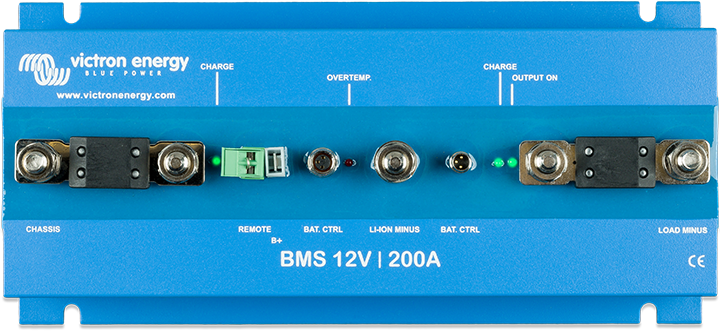Batteriadministrationssystem BMS 12/200